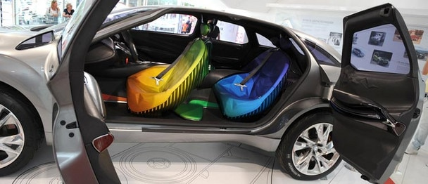 Citroën Hypnos concept car - Accessibility