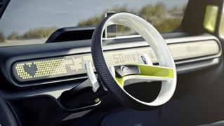 Citroën Lacoste concept car - Dashboard