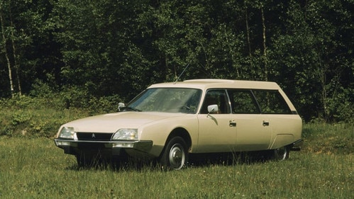 A Citroën CX Break