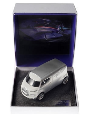 Citroën LifeStyle -  Citroën Tubik concept car set 2011 1:43 Resin