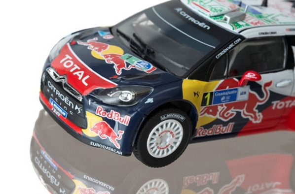 Citroën LifeStyle - Citroën DS3 WRC Mexico 2011 1:43